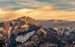 Sequoia National Park (Eric Zumstein) Tags: sequoianationalpark california unitedstatesofamerica clouds sky fog