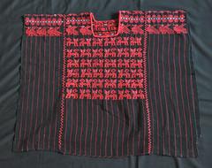 Guatemalan Maya Huipil Textiles Panajachel (Teyacapan) Tags: panajachel mayan clothing textiles huipils ropa weavings gatos cats
