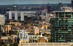 East London & The Olympic Park (E_W_Photo) Tags: london canarywharf novotelcanarywharf bow poplar olympicpark londonstadium arcelormittalorbit westham towerhamlets stratford canon 80d 70200mmf4lis