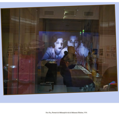 Moderne Maharajah au Musée des Arts Décoratifs de Paris.
