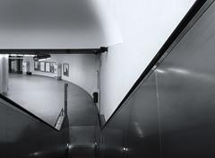 To the underground (frankdorgathen) Tags: alpha6000 sony18200mm ruhrgebiet ruhrpott rüttenscheid essen city urban station rolltreppe escalator underground subway metro ubahn ubahnhof
