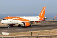 OE-ICG (GH@BHD) Tags: oeicg airbus a320 a320200 a320214 ezy u2 easyjet euj easyjeteurope ace gcrr arrecifeairport arrecife lanzarote aircraft aviation airliner