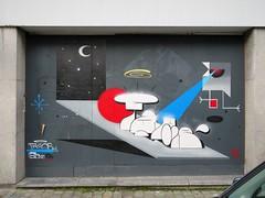 Faker & Blanbec / Mons - 28 dec 2019 (Ferdinand 'Ferre' Feys) Tags: mons bergen belgium belgique belgië streetart artdelarue graffitiart graffiti graff urbanart urbanarte arteurbano ferdinandfeys blanbec