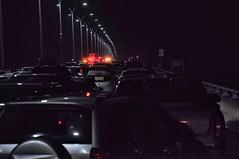 Stuck (Read the story) (Bob_Wall) Tags: bobwall btwgf emergency accident cars sanmateo bridge stuck regret