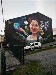 Duek Glez / Mons - 28 dec 2019 (Ferdinand 'Ferre' Feys) Tags: mons bergen belgium belgique belgië streetart artdelarue graffitiart graffiti graff urbanart urbanarte arteurbano ferdinandfeys