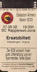 "SC Bern - SC Rapperswil-Jona • <a style=""font-size:0.8em;"" href=""http://www.flickr.com/photos/79906204@N00/49289191882/"" target=""_blank"">View on Flickr</a>"