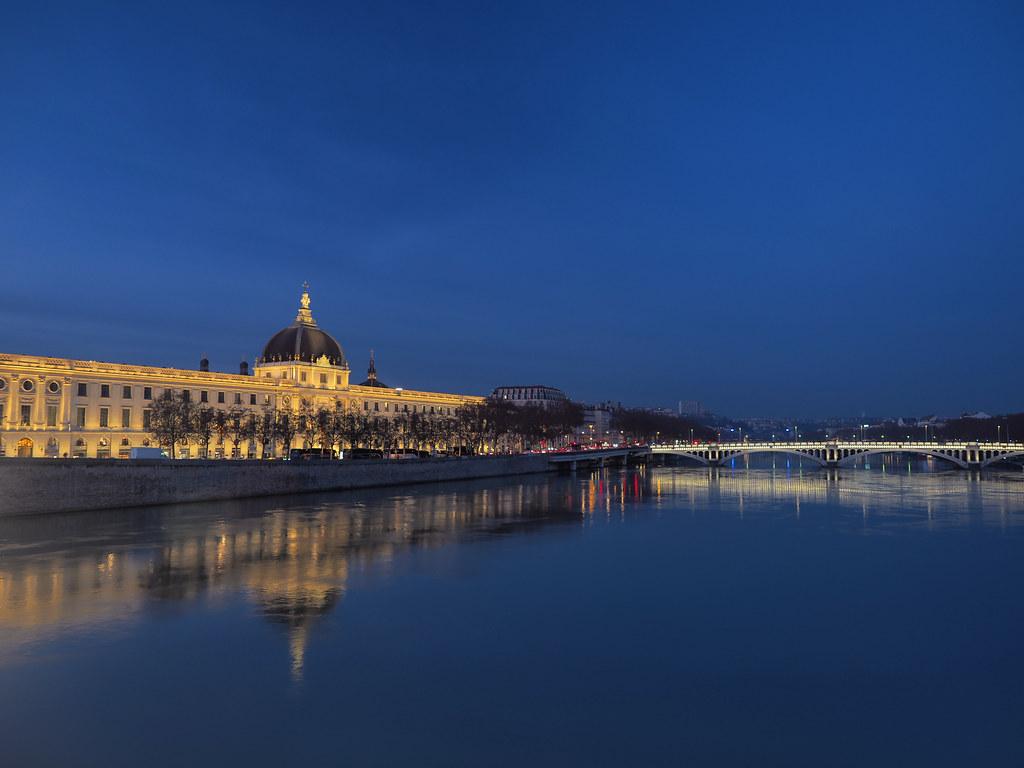 фото: Lyon, Grand H^otel-Dieu