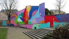 Oli-B / Mons - 28 dec 2019 (Ferdinand 'Ferre' Feys) Tags: mons bergen belgium belgique belgië streetart artdelarue graffitiart graffiti graff urbanart urbanarte arteurbano ferdinandfeys olib
