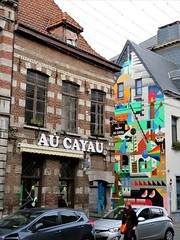 Blanbec / Mons - 28 dec 2019 (Ferdinand 'Ferre' Feys) Tags: mons bergen belgium belgique belgië streetart artdelarue graffitiart graffiti graff urbanart urbanarte arteurbano ferdinandfeys blanbec