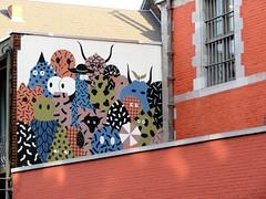 Hell'O / Mons - 28 dec 2019 (Ferdinand 'Ferre' Feys) Tags: mons bergen belgium belgique belgië streetart artdelarue graffitiart graffiti graff urbanart urbanarte arteurbano ferdinandfeys hellomonsters