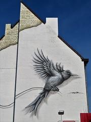 Noir / Mons - 28 dec 2019 (Ferdinand 'Ferre' Feys) Tags: mons bergen belgium belgique belgië streetart artdelarue graffitiart graffiti graff urbanart urbanarte arteurbano ferdinandfeys noir