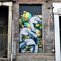 Missy Fake / Mons - 28 dec 2019 (Ferdinand 'Ferre' Feys) Tags: mons bergen belgium belgique belgië streetart artdelarue graffitiart graffiti graff urbanart urbanarte arteurbano ferdinandfeys