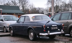Volvo Amazon 1969 (XBXG) Tags: 1201hx volvo amazon 1969 volvoamazon apeldoorn gelderland nederland holland netherlands paysbas vintage old classic swedish car auto automobile voiture ancienne suédoise sverige sweden zweden vehicle outdoor