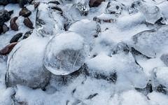 Canal Park, Duluth 12/27/19 #lakesuperior (Sharon Mollerus) Tags: minnesota canalpark ice rockyshore duluth lakesuperior snow mn c19
