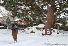 December 28, 2019 - Hootie and the Sasquatch in Thornton. (ThorntonWeather.com)
