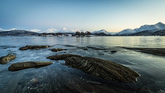 Balsfjord (ketil.melby) Tags: norway balsfjord sea fjord sunset landscape mountains