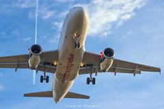 Air Serbia A319-132 YU-APD (José M. Deza) Tags: 20191226 airserbia airbus bcn elprat lebl planespotting spotter yuapd a319132 aircraft