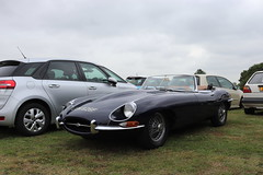 Jaguar E-Type Series 1 Roadster LUM826F (Andrew 2.8i) Tags: haynes museum sparkford classic car cars classics breakfast meet show british sports sportscar open cabriolet convertible dropheadcoupe dhc s1 series1 etype jaguar lum826f
