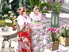 今年もありがとうございました (vparisv1225) Tags: firestorm secondlife secondlife:region=sailinggrey secondlife:parcel=loungelagoon secondlife:x=28 secondlife:y=201 secondlife:z=22 japan kimono second life sl virtual vr girls reality 3d digital avatar women fashion beauty decor shopping event events maitreya