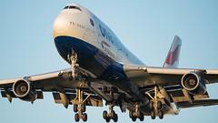 Boeing 747, G-CIVZ, British Airways. (PRA Images) Tags: boeing boeing747 boeing747436 gcivz msn28854ln1183 britishairways ba baw oneworld londonheathrow lhr egll