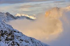 Italy, winter time (Vittorio Ricci (thanks for 5.1 millions views)) Tags: winter snow fog clouds dolomiti dolomiten dolomites
