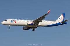 Ural Airlines A321-251NX VP-BOP (José M. Deza) Tags: 20191228 a321251nx airbus bcn elprat lebl planespotting spotter uralairlines vpbop aircraft