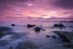 Shallow water (pasiharkonen photography) Tags: 2019 lauttasaari marraskuu november auringonlasku clouds coast landscape meri pilvet rannikko sea seascape sunset