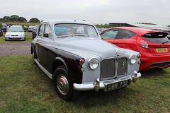 Rover 100 UBW732 (Andrew 2.8i) Tags: haynes museum sparkford classic car cars classics breakfast meet show british executive sedan saloon p4 100 rover ubw732
