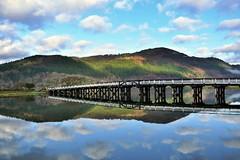 Reflecting on the Mawddach Estuary, Gwynedd (Defabled) Tags: reflections mawddach estuary gwynedd