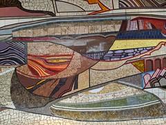 Mural 1, The Land, Epcot, Walt Disney World, Lake Buena Vista, Florida, USA (gruntzooki) Tags: waltdisneyworld wdw disney florida fl lakebuenavista orlando mural epcot theland