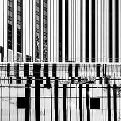 BarCode.jpg (Klaus Ressmann) Tags: klaus ressmann omd em1 abstract fparis france montparnass winter architecture blackandwhite cityscape contemporary contrast design flcabsoth squareformat klausressmann omdem1