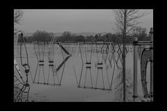 Reflections 02 (mini-b) Tags: tonbridge floods christmas 2019 blackwhite monochrome reflections racecoursesportsground sportsground luminar2018 aurorahdr2018 canon eos5dmkiv ef24105mm14lisusm ef1635mm128liiusm