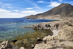San Jose (Spain) (Henk van Oosten) Tags: sanjose andalusia spain coast seaview d610