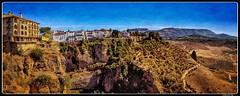 Ronda_Andalucía_Panorama_ES (ferdahejl) Tags: ronda andalucía panorama es dslr canondslr canoneos800d