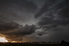 Stormy weather (Zu Sanchez) Tags: storm tormenta stormyweather meteorología sevilla seville olivares andalucia tiempo