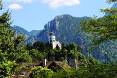 Johannesberg-Kapelle / Chapel at Johannesberg / Параклисът на Йоханесберг (mitko_denev) Tags: natur nature alps alpen алпите алпи природа планина mountain mountains österreich austria австрия traunkrichen траункирхен oberösterreich upperaustria горнаавстрия