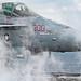 F/A-18C VFA-131 Wildcats 'Santacat' CAG bird 165221 / 300