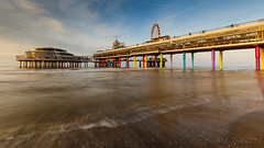 Colorful Pier @ Scheveningen