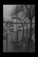 Reflections 07 (mini-b) Tags: tonbridge floods christmas 2019 blackwhite monochrome reflections racecoursesportsground sportsground luminar2018 aurorahdr2018 canon eos5dmkiv ef24105mm14lisusm ef1635mm128liiusm