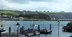 View over Plymouth Harbour (Eddie Crutchley) Tags: europe england devon plymouth harbour sea simplysuperb boats cloudysky