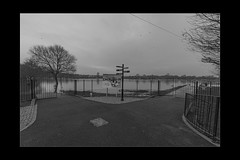 Reflections 18 (mini-b) Tags: tonbridge floods christmas 2019 blackwhite monochrome reflections racecoursesportsground sportsground luminar2018 aurorahdr2018 canon eos5dmkiv ef24105mm14lisusm ef1635mm128liiusm