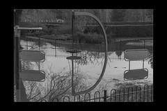 Reflections 03 (mini-b) Tags: tonbridge floods christmas 2019 blackwhite monochrome reflections racecoursesportsground sportsground luminar2018 aurorahdr2018 canon eos5dmkiv ef24105mm14lisusm ef1635mm128liiusm