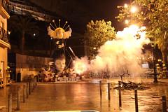 Fuse Firing - Fiestas de San Juan (ArtOfBobbeaux) Tags: san juan hogueras alicante fiesta