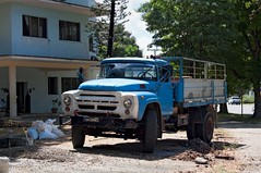 Havana, Cuba (Igor Klyuev) Tags: nikon d90 truck zil cuba carspotting ussr havana