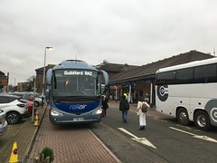 Railair and you're not quite there (bobsmithgl100) Tags: firstberkshirethethamesvalley 23602 yt68 gxb yt68gxb scania k360 irizar i6 coach routera2 railair stationapproach guildfordrailwaystation guildford surrey