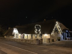 Cottage Bar - Dromina, County Cork, Ireland. (firehouse.ie) Tags: christmas ireland roof architecture bar rural pub inn december village traditional tavern thatch thatched 2019 hostelry dromina thecottage publicbar licensedpremises