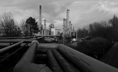 INEOS Solvents (tmdittrich) Tags: chemie herne industrie industry pentax kp gefahr gift bwartaward