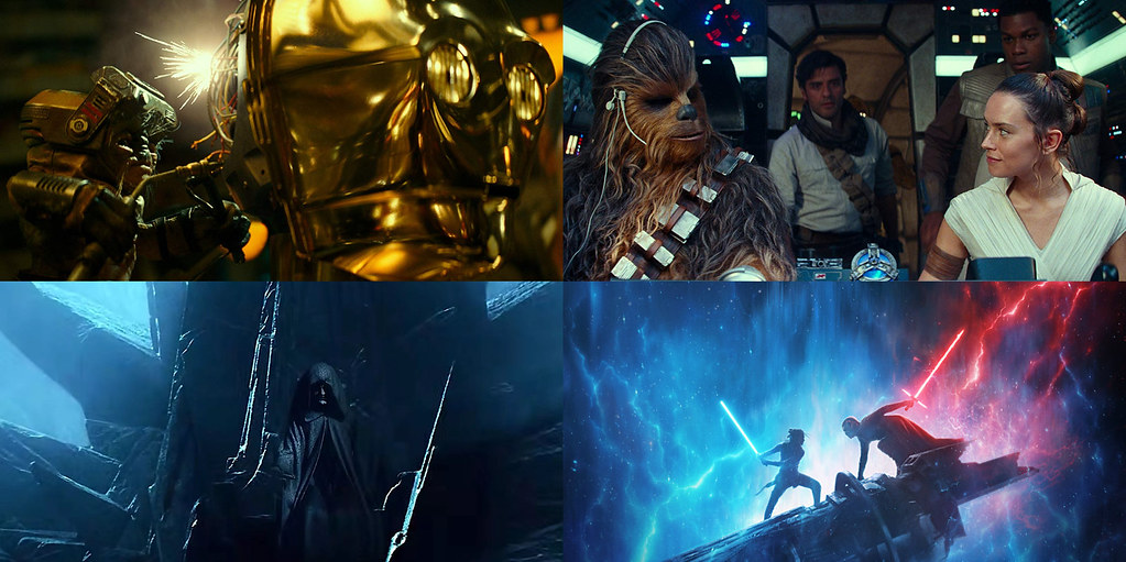 фото: Star Wars: Episode IX — The Rise of Skywalker (J.J. Abrams, 2019)