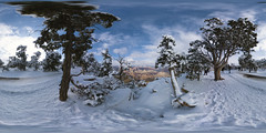 Wintry Grand Canyon (lsalcedo) Tags: grandcanyon winter arizona 360
