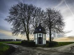 Chapelle  notre dame du cerisier (musette thierry) Tags: belgique belgium musette thierry d800 nikon nikkor chapelle lieu culte nikond800 1835mm